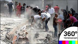 Землетрясение в Мексике унесло жизни 350 человек