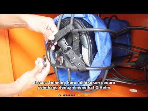 Mesin Cuci Helm Alat Cuci Helm Otomatis