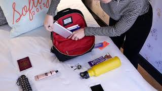 Mini Beaufort Backpack - Packing Video