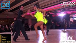Part 6 Approach The Bar with DanceBeat!Sponsored by DBDC! Empire 2017 Pro Latin! Wendy Johnson discu