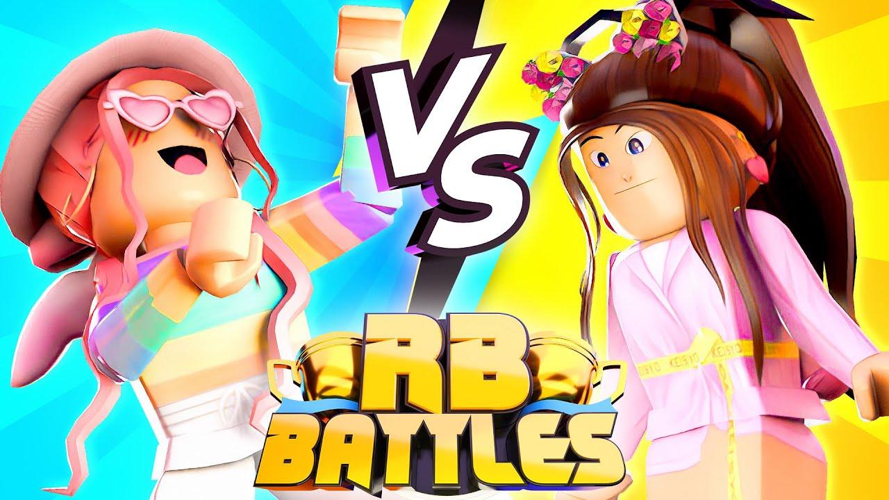 AshleyTheUnicorn vs Keisyo - RB Battles Championship For 1 Million Robux! (Roblox)