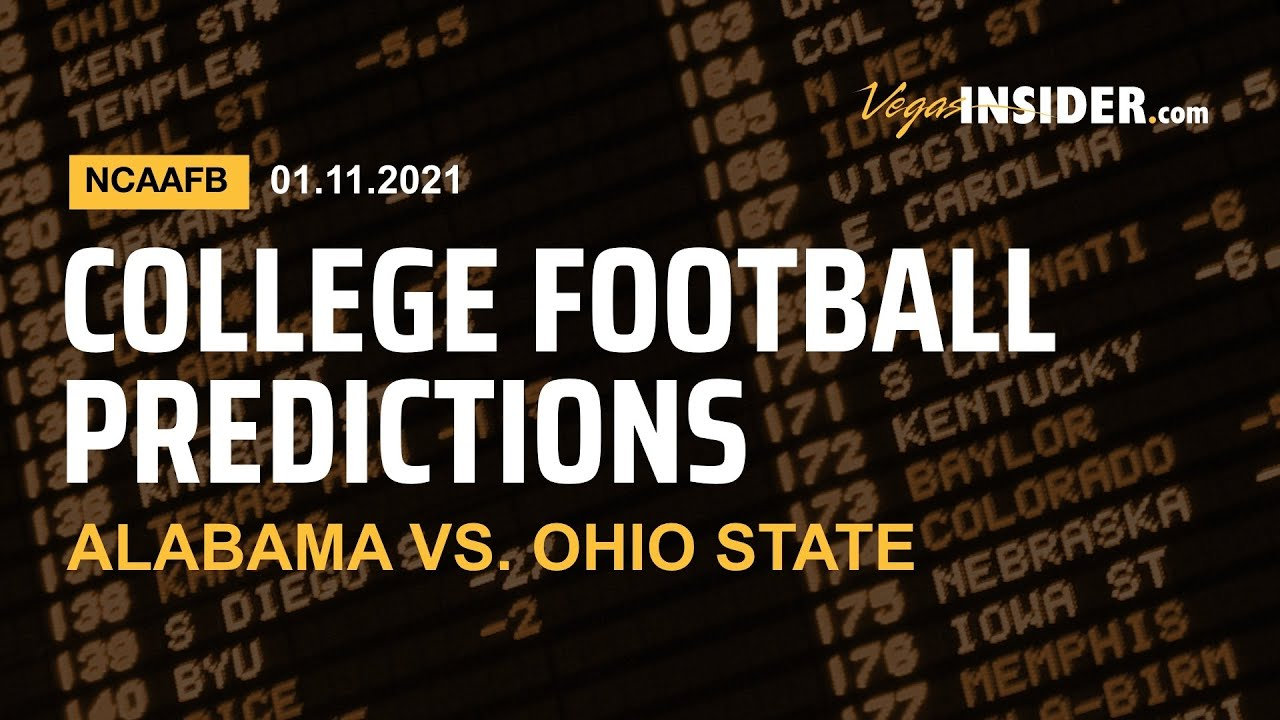 Vegas betting lines ncaa football 2021 ats betting experts free