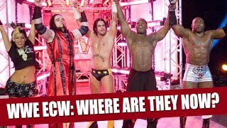 WWE ECW Wrestlers: Where Are They Now! (2018) || the ecw stars