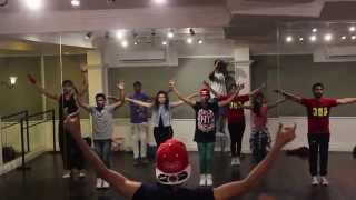 Mickey Singh & Waseem Stark - Bad Girl | Tera Naam Japdi Phiran | Gyrate Dance Company Choreography