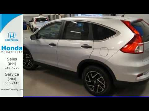 Wonderful 2016 Honda CR V VA | Honda Dealer Serving Northern Virginia   SOLD