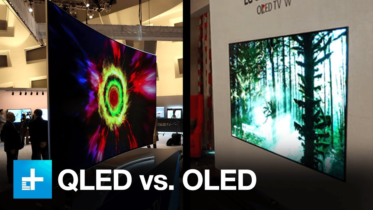 Samsung Qled Vs Lg Oled Flagship Tv Shootout Youtube
