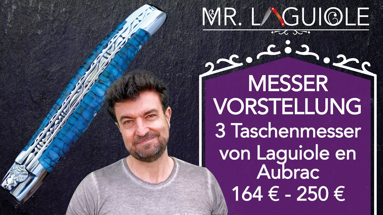 Laguiole Taschenmesser Made in France  cover image