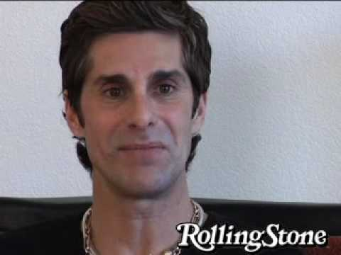 Perry Farrell Gets Shocked: Janes Addiction
