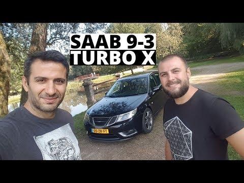 280 łosi mechanicznych - Saab 9-3 TurboX