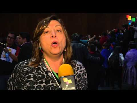 Interview with Monica Valente, Secretary General of the Sao Paulo Forum