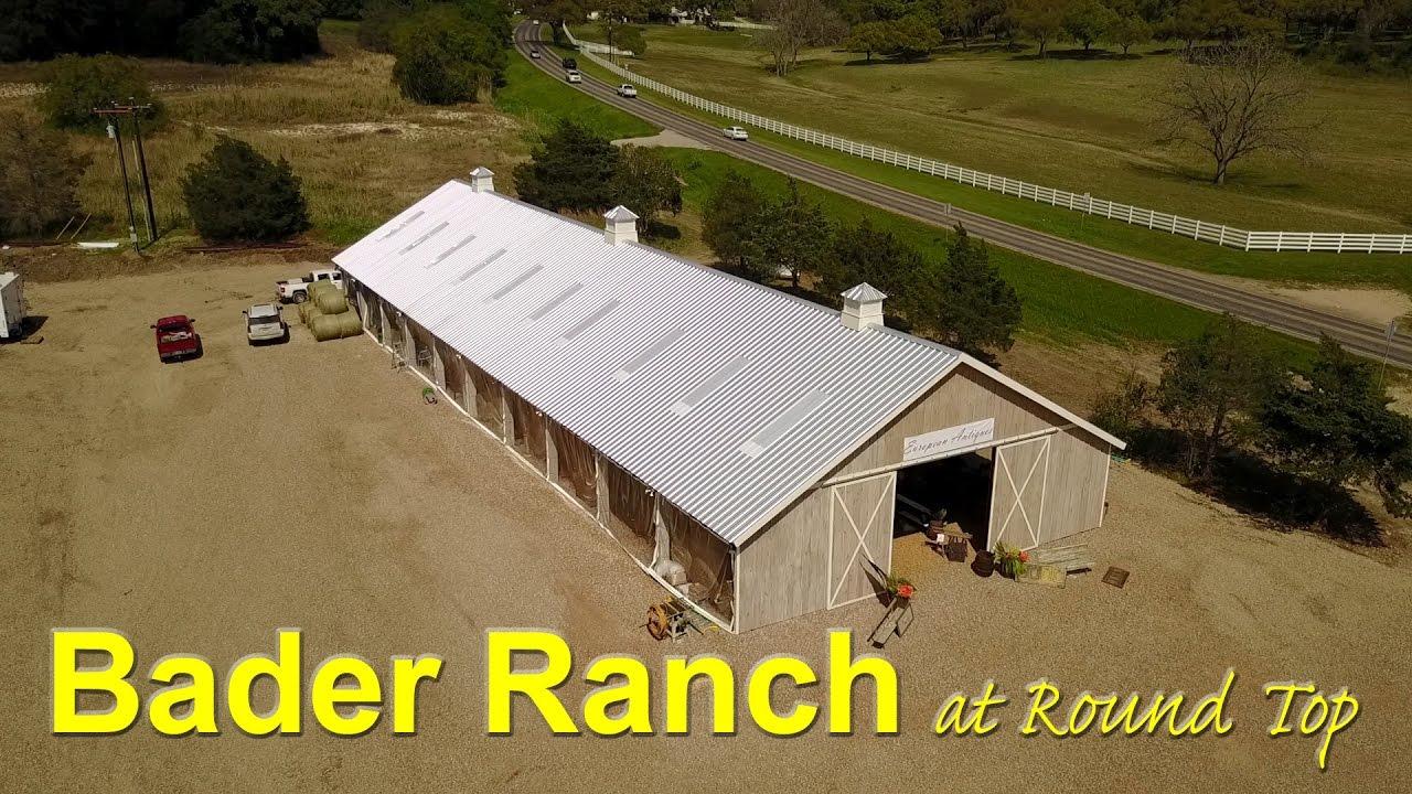 Bader Ranch at Round Top