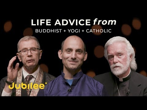 Priest, Yogi, and Buddhist Give Life Advice to Redditors