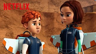 Lost in the Sandstorm   Spy Kids: Mission Critical   Netflix