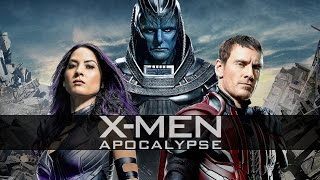 X-Men: Apocalypse | Official Theme / Soundtrack | Trailer 2 [HQ]