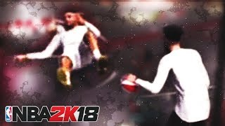 NBA 2K18 - CASSAGE DE CHEVILLES 5.0 - PRESENTATION DE MON NOUVEAU COMBOS ! Throwback NBA 2K15