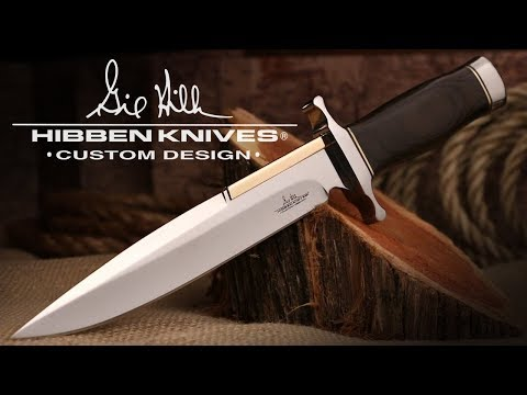 Gil Hibben Old West Boot Knife review and fail