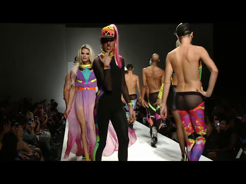 Marco Marco LA - SS14 Fashion Runway show - full uncut version!