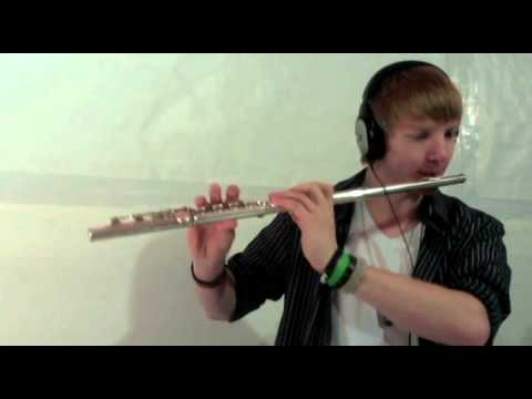 Braveheart Theme (Bittersweet Symphony) James Horner - Flute Cover by Kyle Pickard