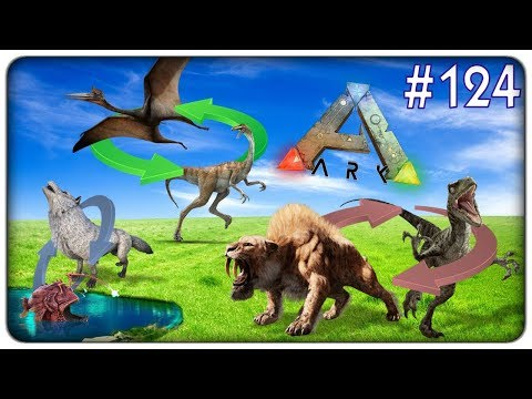 GLI INCREDIBILI DINOSAURI TRANSFORMERS | Ark Survival Evolve