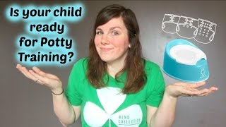 How to know if your child is ready for Potty Training