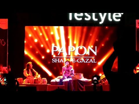 Sham-E-Ghazal with Papon |Live Concert Pune 2017 |The Aftermovie |Radio Mirchi|