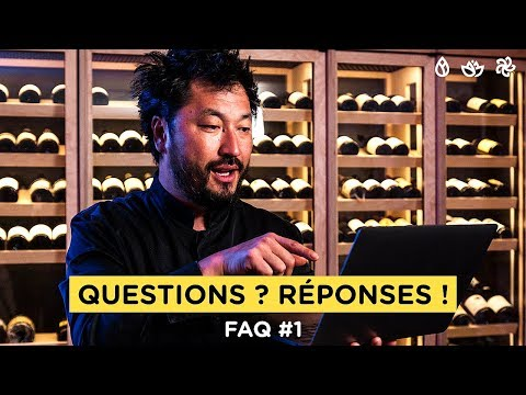 JE RÉPONDS À VOS QUESTIONS ! - FAQ #1