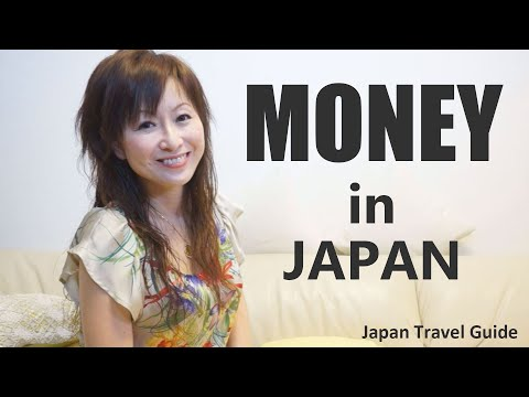 Japan Travel Guide: Money in JAPAN (Japanese Money) #1: Ways you pay in JAPAN