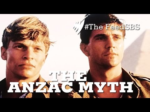 Where does the Anzac myth come from? I The Feed
