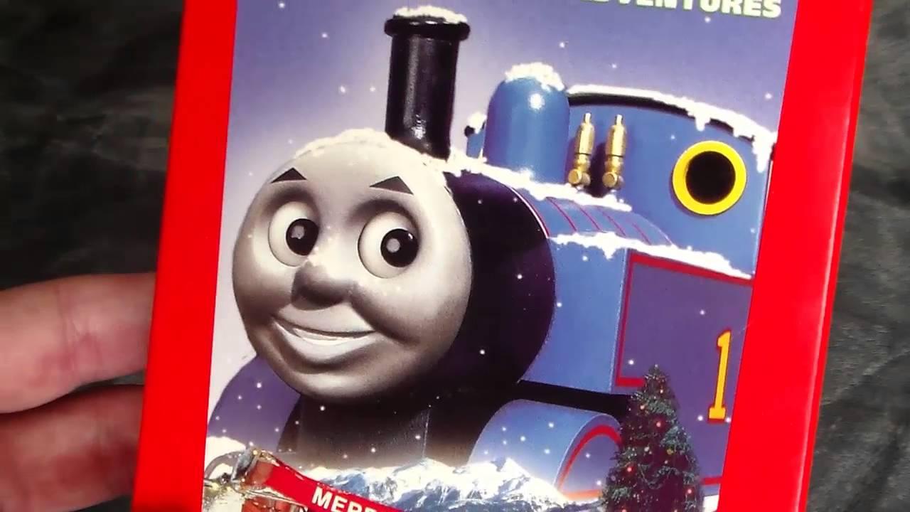 Thomas Christmas Wonderland Vhs.Thomas And Friends Home Media Reviews Episode 29 Thomas Christmas Wonderland