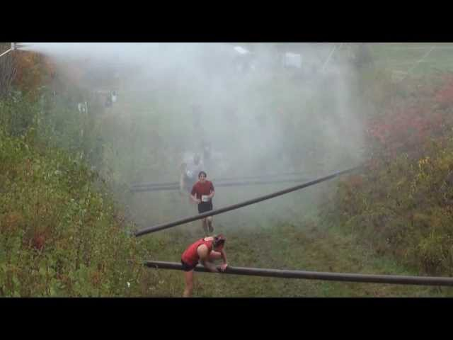 Wicked Mud Run II at Ski Ward - Oct. 12, 2013