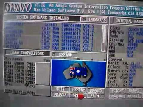 Amiga 500 fast RAM expander with SIMM modules (part 2.)