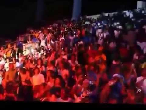 Wizboyy Live in concert Malabo stadium (Equatorial Guinea)