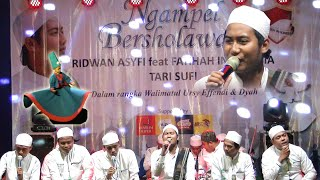 Download lagu LAGU HITS RIDWAN ASYFI NGAMPEL BERSHOLAWAT SR AUDIO MP3