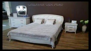 Аквародос: спальня Сан Ремо(Классическая спальня от #Аквародос в белом цвете Сан Ремо. Аналог итальянской спальни по доступным ценам., 2016-03-02T10:52:31.000Z)