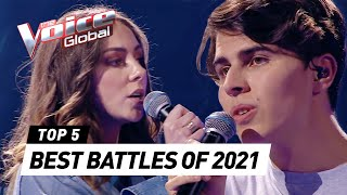 Download BIGGEST BATTLES on The Voice 2021 so far