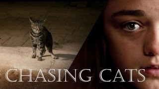 Arya Stark  Chasing Cats  Game of Thrones S01E05