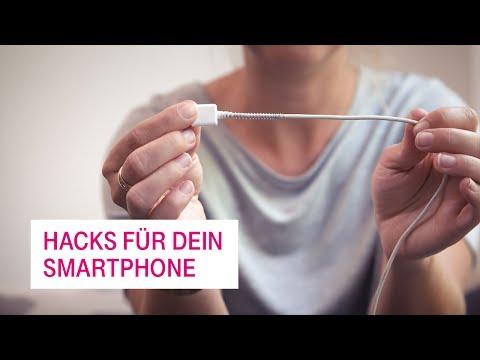 Social Media Post: Smartphone Hacks - Netzgeschichten