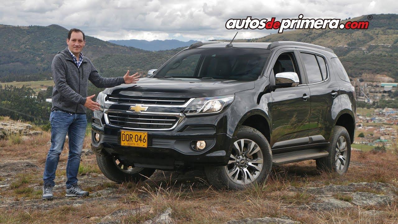 Chevrolet Trailblazer Ltz Un Verdadero 4x4 Para 7 Pasajeros Resena Youtube