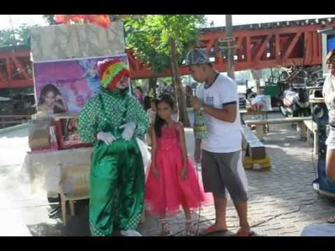 Jannahs 7 Symbolic Gifts 7th Birthday Celebration 04 14 12 Youtube