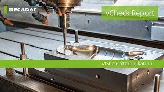 VISI Zusatzapplikation - Produktvideo ''vCheck Report''