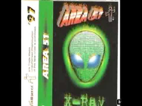 Dj Xray Live  Area 51. 1997 (Side A)