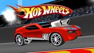 Мультик & Игра про машинки : Hot Wheels TRACK BUILDER !