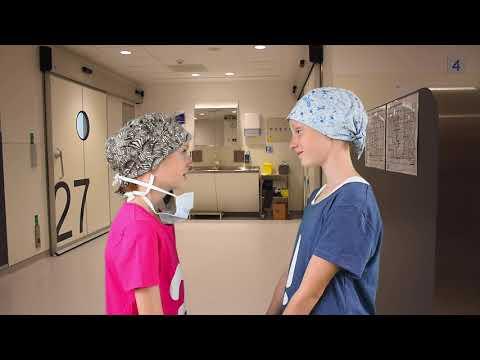 KESAKO - L'induction et le réveil d'une anesthésie générale