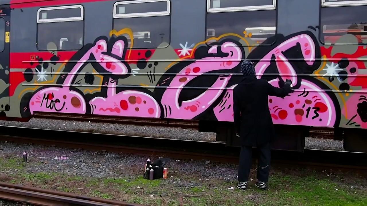 Grafitti art oslo - Oslo Graffiti 2