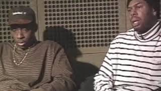 Pete Rock & CL Smooth 92 Interview Pt 3