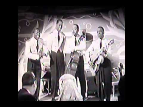 The Ink Spots sing 'Do I Worry?'