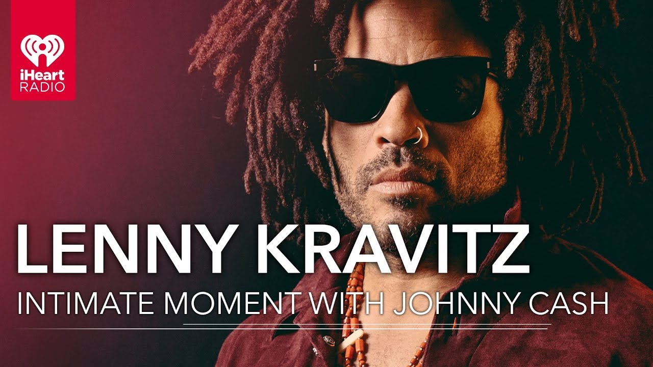 Lenny Kravitz Gets Emotional Remembering Johnny Cash | Exclusive Interview
