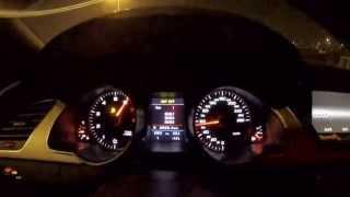 Audi A5 1 8 TFSI Acceleration STOCK 0-100 km 8+ sec