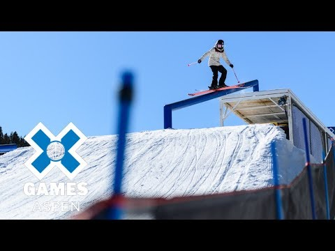 Women's Ski Slopestyle: FULL BROADCAST | X Games Aspen 2018