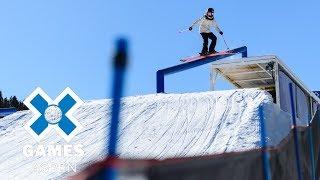 Women's Ski Slopestyle: FULL BROADCAST | X Games Aspen 2018